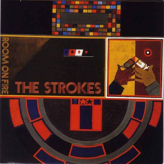 The Strokes album cover