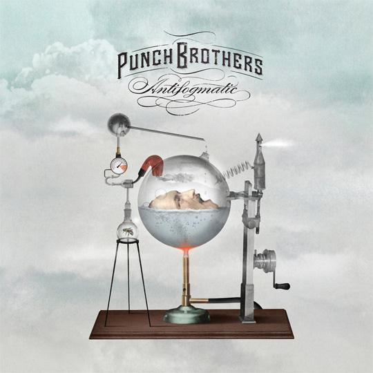 Punch Brothers album cover