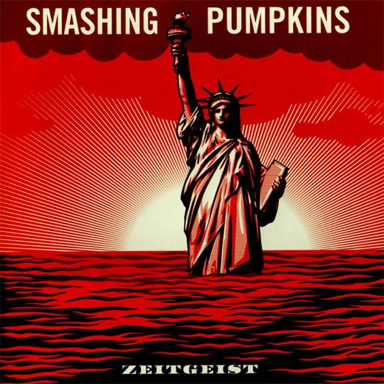 The Smashing Pumpkins album cover
