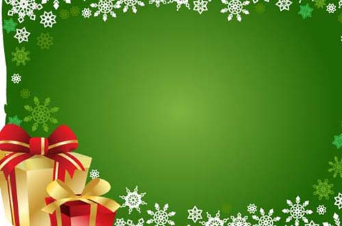62 Free Colorful Christmas Vector Graphics For Designers