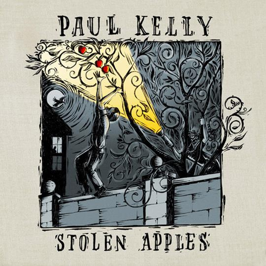 Paul Kelly album cover