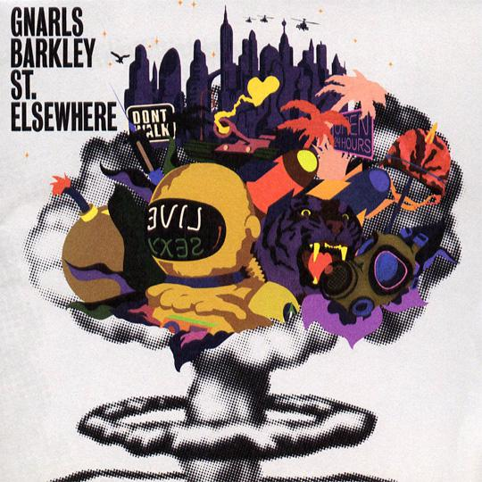 Gnarls Barkley album cover