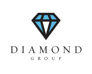 25+ Beautiful Diamond Logos For Inspiration | Designbeep