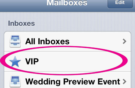 iphone 5 email