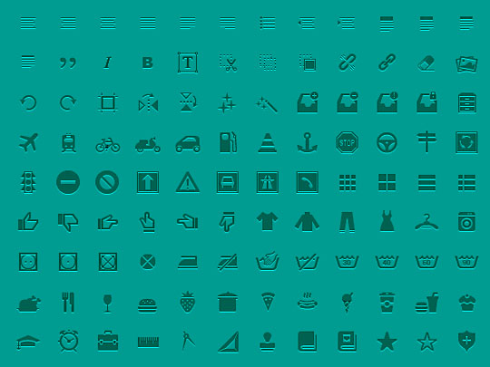 3.free pixel perfect icons