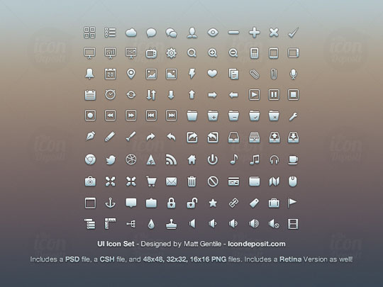 7.free pixel perfect icons