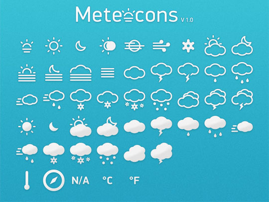 8.free pixel perfect icons