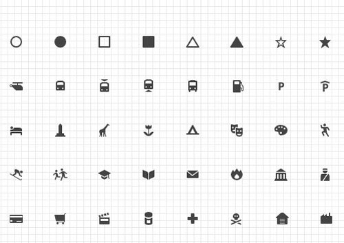 free icon fonts