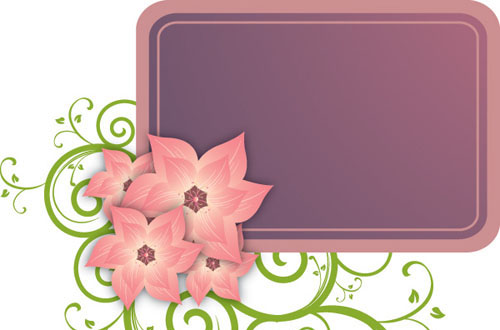 free vector frame