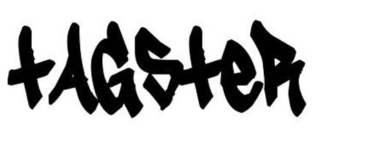 A Collection Of Cool and Free Graffiti Fonts | Designbeep