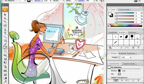 Enhance Your Designing Skills with Adobe Illustrator