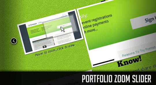 22.jquery image and content slider plugin