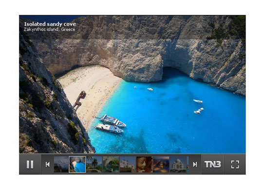 69.jquery image and content slider plugin