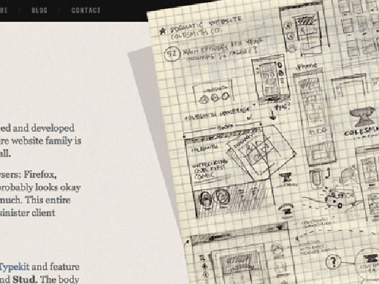7.website sketch