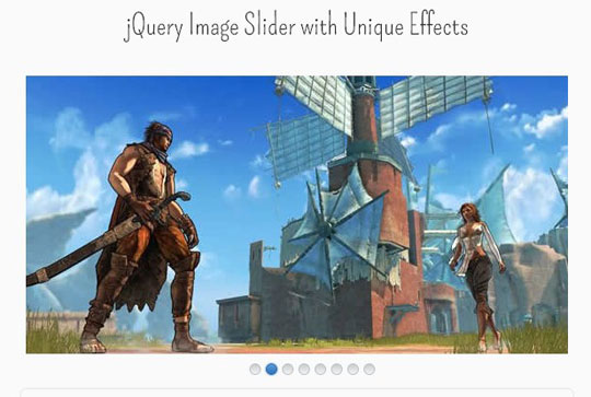78.jquery image and content slider plugin