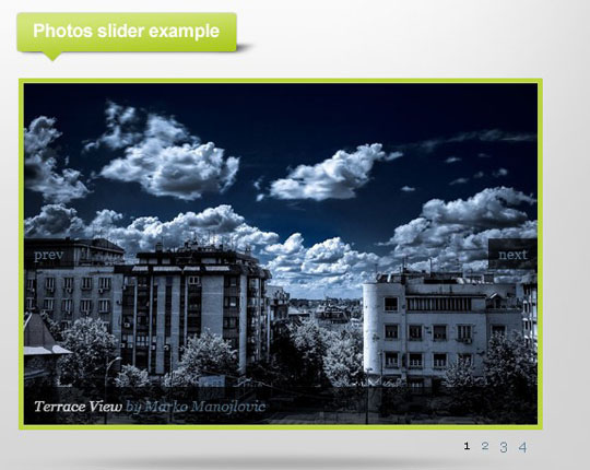 79.jquery image and content slider plugin