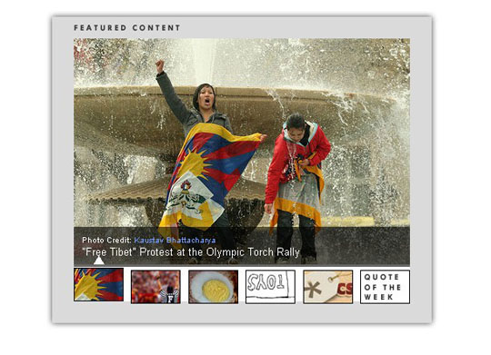 82.jquery image and content slider plugin