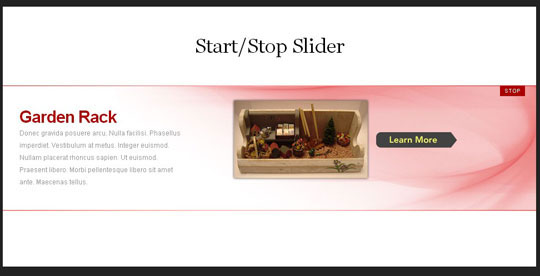 92.jquery image and content slider plugin