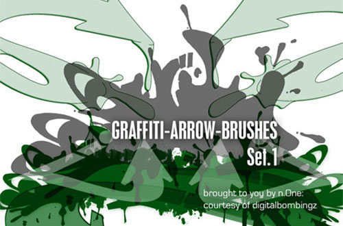 graffiti brushes