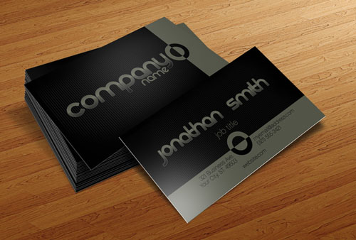50 new and absolutely free business card templates psd designbeep basic business card template flashek Images