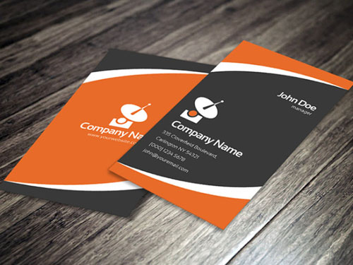 New And Absolutely Free Business Card Templates PSD Designbeep - Free business card design templates