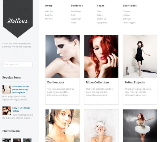 13.grid wordpress themes