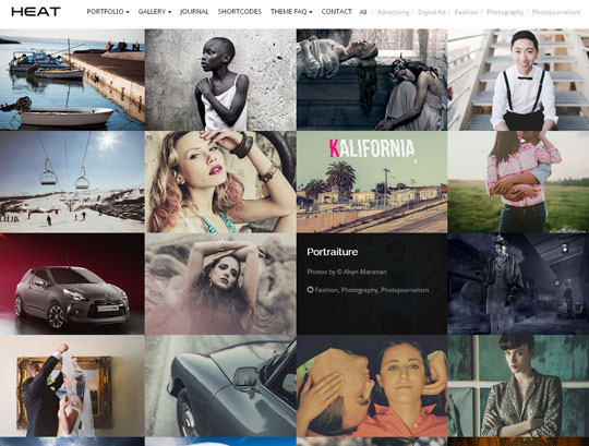 17.grid wordpress themes