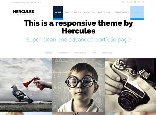 19.best portfolio wordpress themes