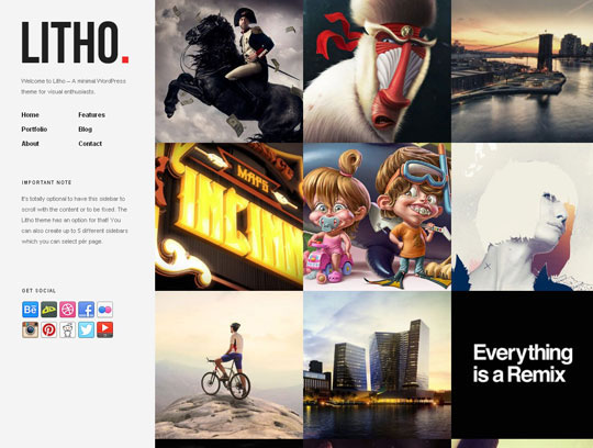21.grid wordpress themes