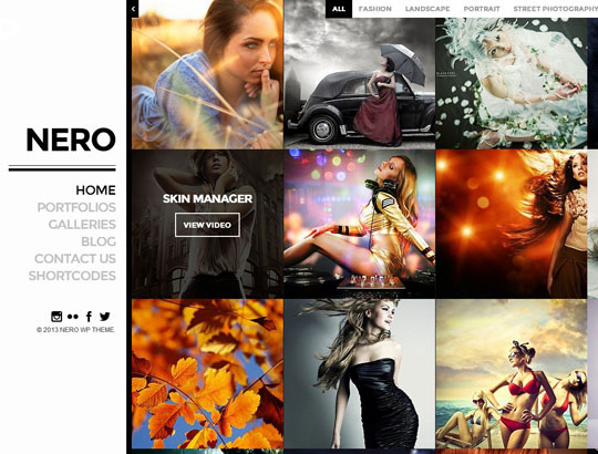 23.best portfolio wordpress themes