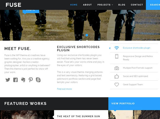 26.best portfolio wordpress themes