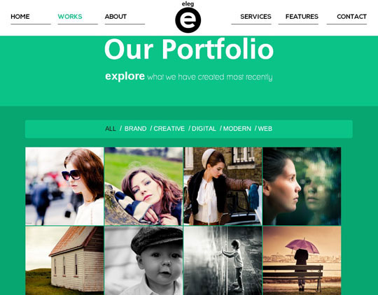 27.best portfolio wordpress themes