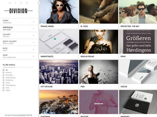 27.grid wordpress themes