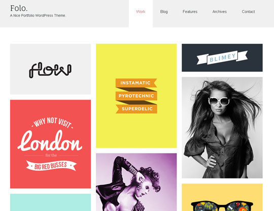 28.best portfolio wordpress themes