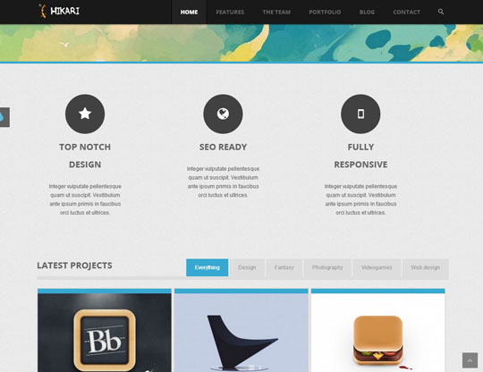 30.best portfolio wordpress themes