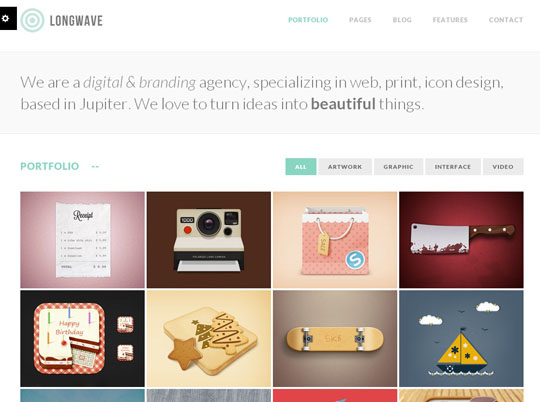 31.grid wordpress themes