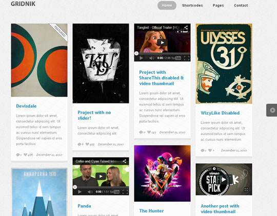 36.grid wordpress themes