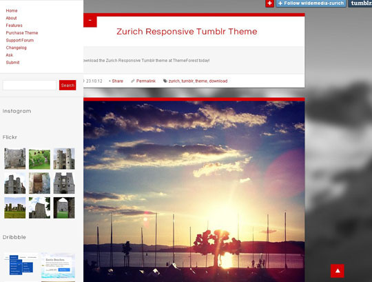 4.best tumblr themes