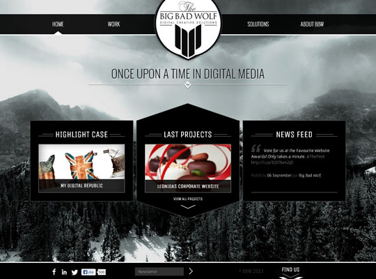 4.web design gallery