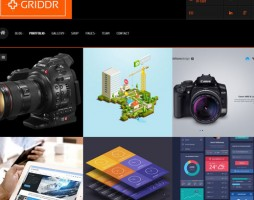 47.grid wordpress themes