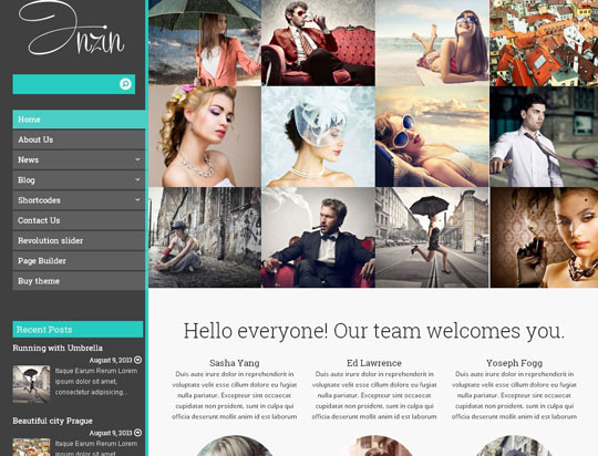 48.grid wordpress themes
