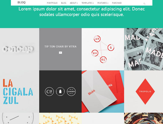 50.grid wordpress themes