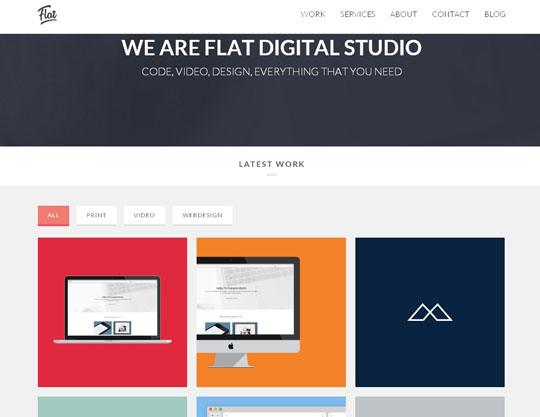 7.best portfolio wordpress themes