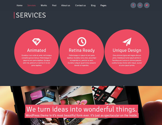 8.best portfolio wordpress themes