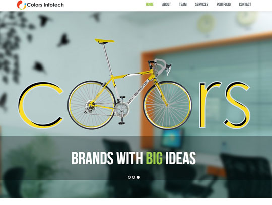 8.web design gallery