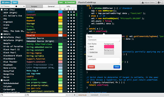 weekly free resources for designers and developers
