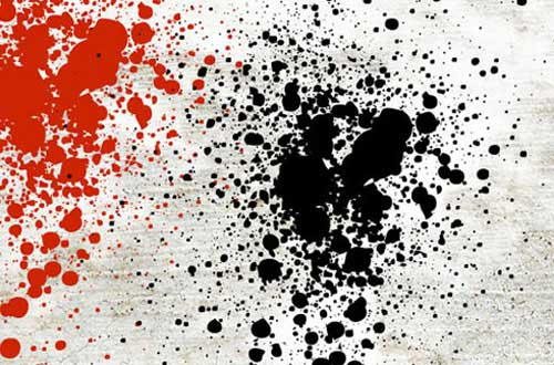 11.Splatters vectors