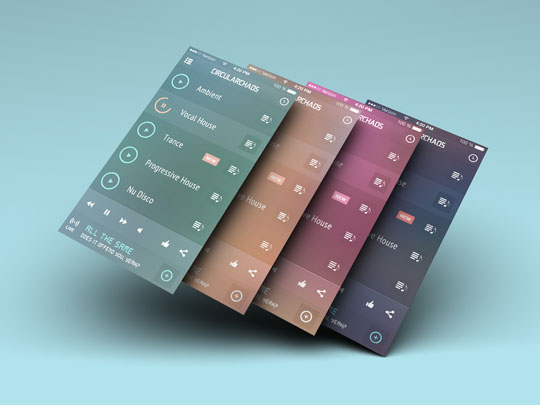 15 Free Perspective Screen Mockups To Showcase Your App Design