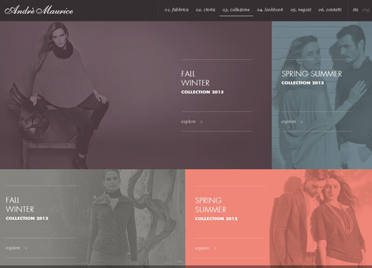 Weekly Web Design Inspiration #134 | Designbeep