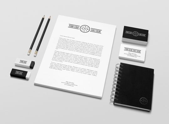 23 Free Sets Of Branding/Identity Mockup Templates (PSD) To Present ...